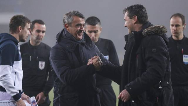 Inter iz Zaprešića i Hajduk sastali se u 18. kolu HT Prve lige