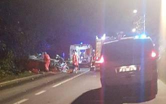 Nesreća kod Petrinje: Sletio s ceste i prevrnuo na krov auta