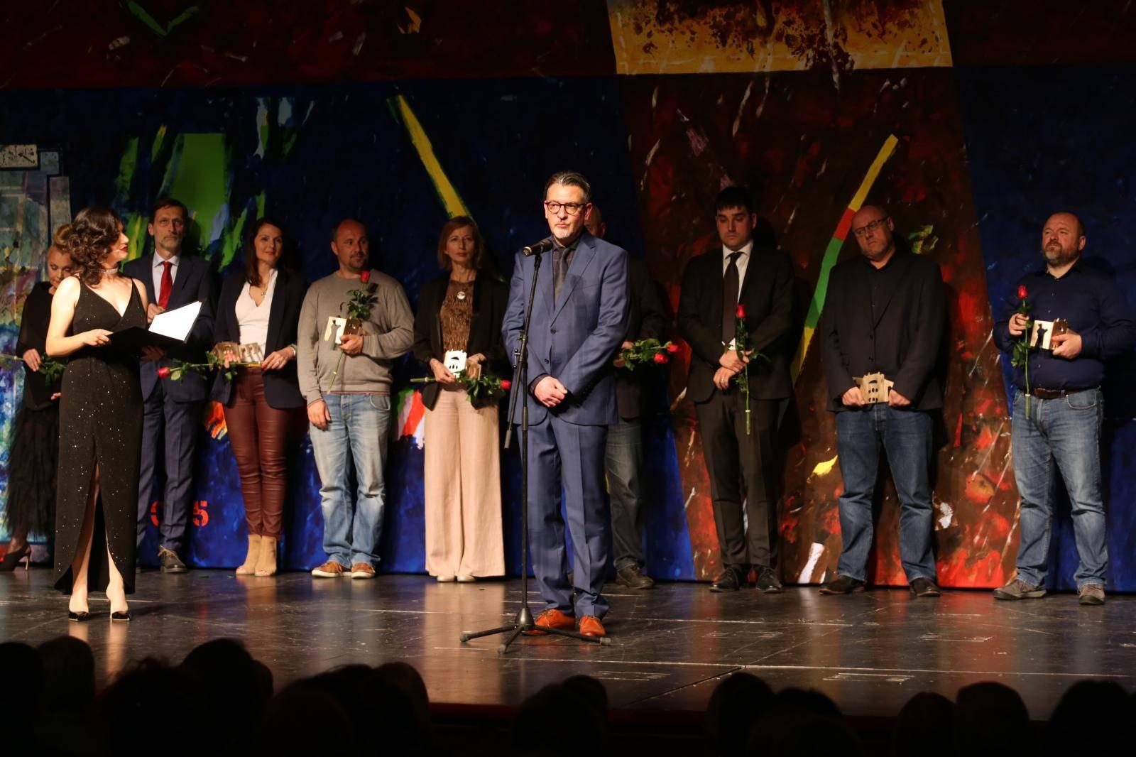 Split: Nagradu Marul za najbolju predstavu u cjelini dobila je predstava Emet HNK Osijek