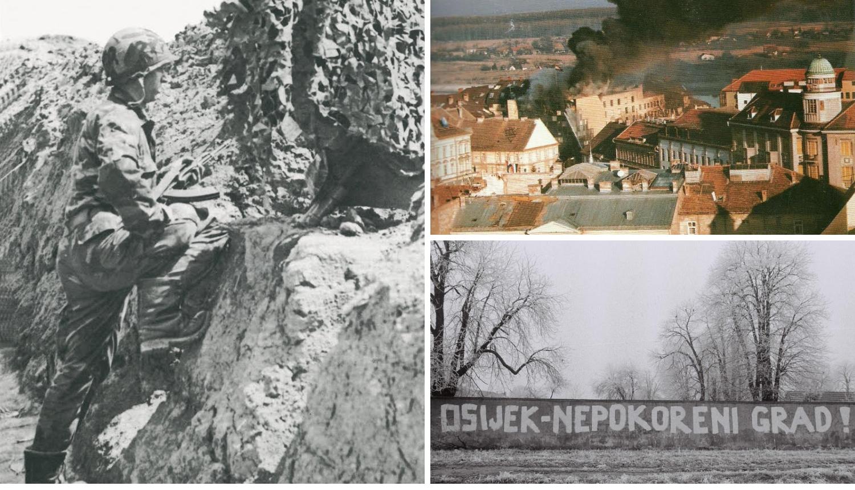 Herojska bitka za Osijek: 'Izaći iz tog pakla bila je baš lutrija'