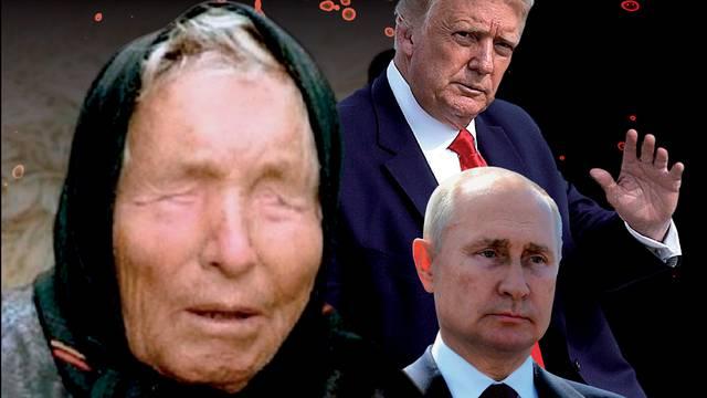 Slijepa proročica Baba Vanga, Nostradamus, Tarabići: 'Treći svjetski rat bit će razoran!'