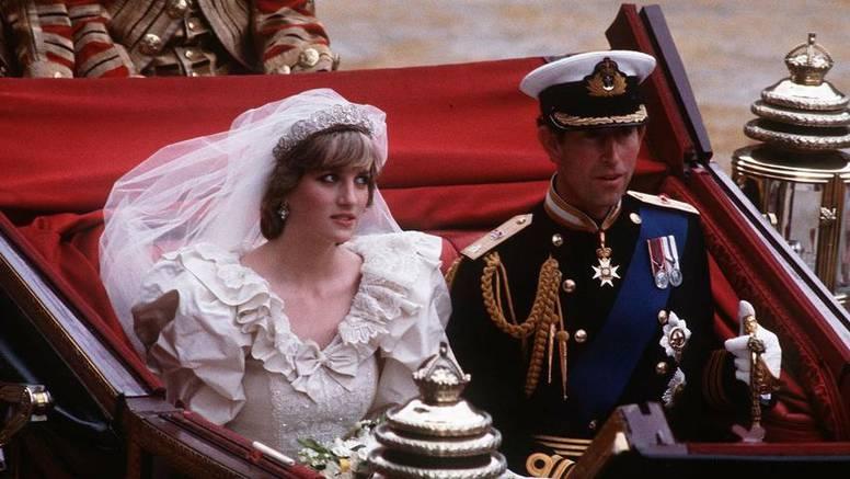Nakon 40 godina na aukciji će se naći komad vjenčane torte sa svadbe Diane i princa Charlesa