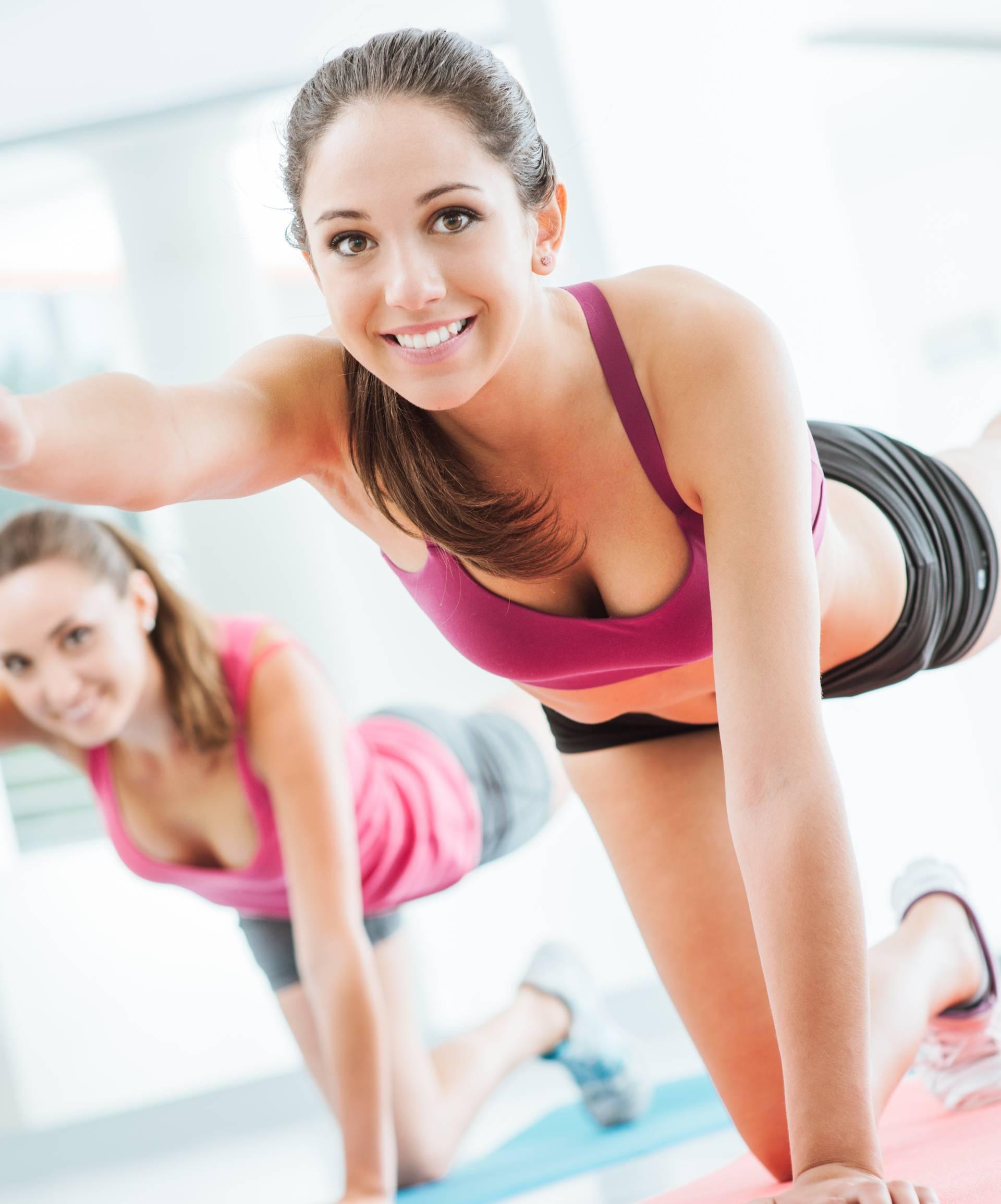 Za manje bolova treba vježbati u hladnijoj sobi - slušajte tijelo