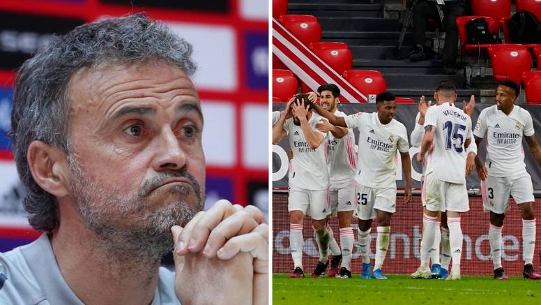 Španjolska bez igrača Reala?!