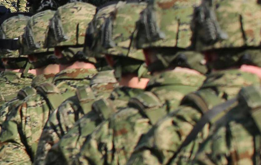 Knin: Hrvatski vojnici u vojarni Pauci ispraćeni u Republiku Litvu