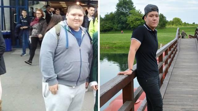 Bio je uporan: Rekao sam sebi 'Dino, dosta' i izgubio 60 kila...