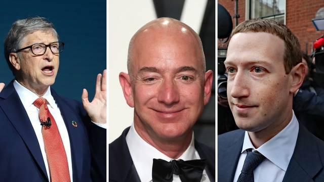Gates, Bezos i Zuckerberg su oduševljeni s ove četiri knjige