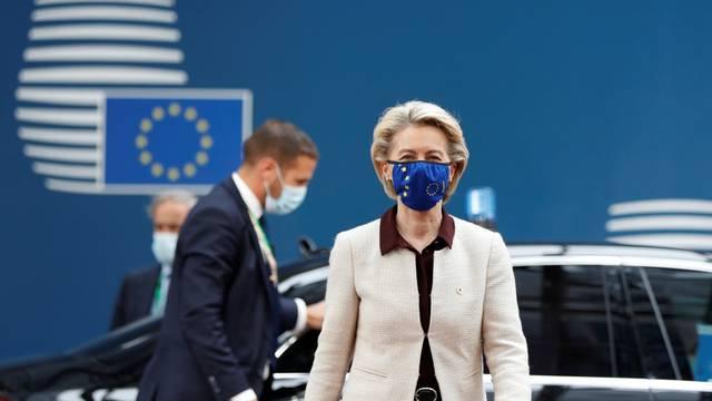 European Union leaders meeting in Brussels
