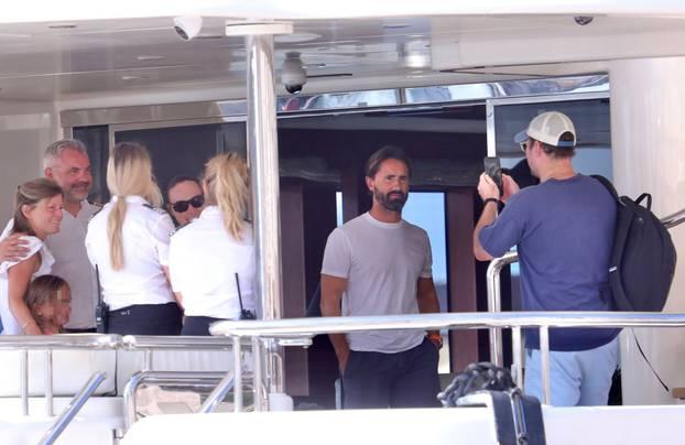 Tamara Ecclestone na odmoru je u Trogiru: Uživa na jahti sa suprugom, kćeri i prijateljima