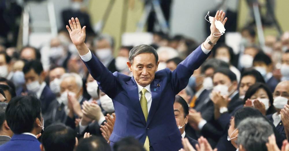 Sugu potvrdili za premijera, on će zadržati pola Abeove vlade