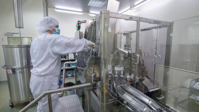 Pogled u budućnost proizvodnje lijekova u Plivi