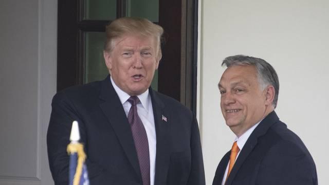 President Donald J. Trump Welcomes Orban of Hungary