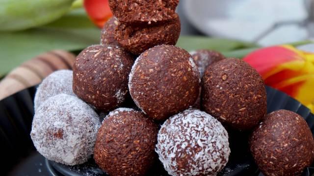 Iskušajte recept za brze i ukusne kuglice s maslacem od kikirikija