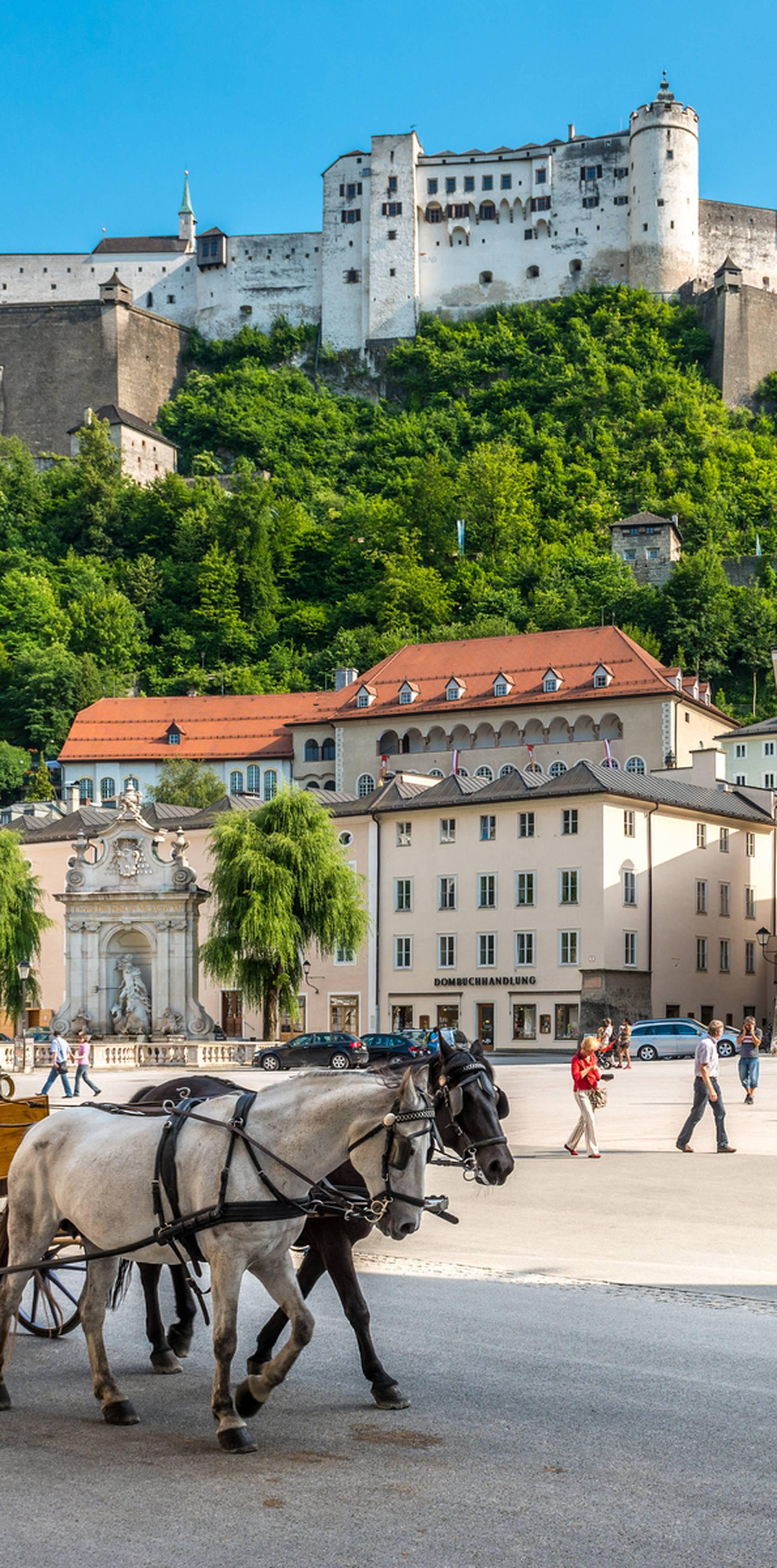 Na planini pokraj Salzburga se nalazi srčana čakra Europe