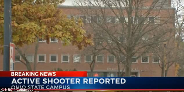 Najmanje jedan čovjek mrtav u pucnjavi na sveučilištu u Ohiju