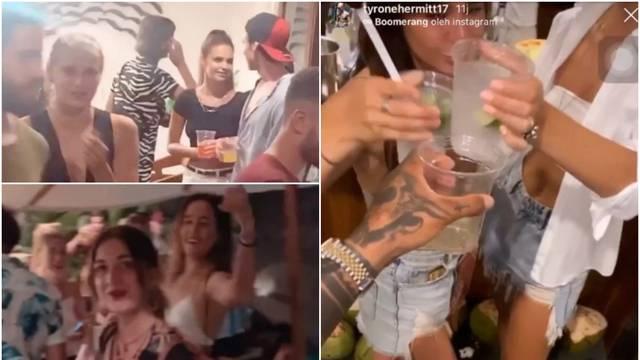 Bogataši i manekenke napravili korona party: 'Ne skrivamo se'