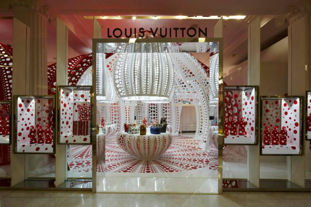 Facebook/Louis Vuitton