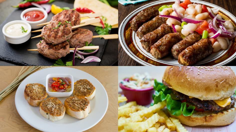 Evo kako od jednoga komada mesa napraviti 4 različita jela