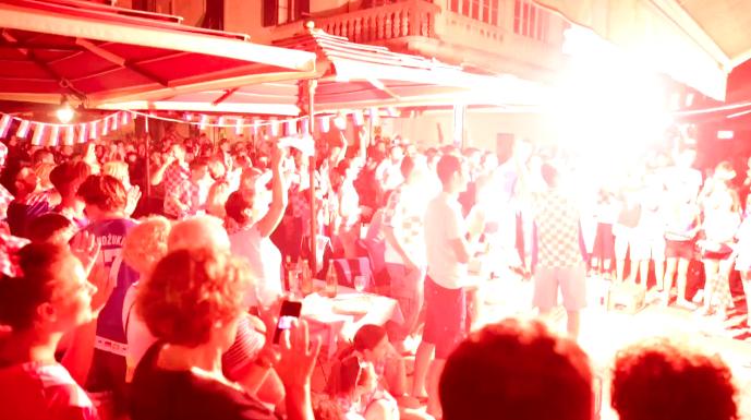 Vatreno za Vatrene: Ovako se u Hrvatskoj slavila pobjeda