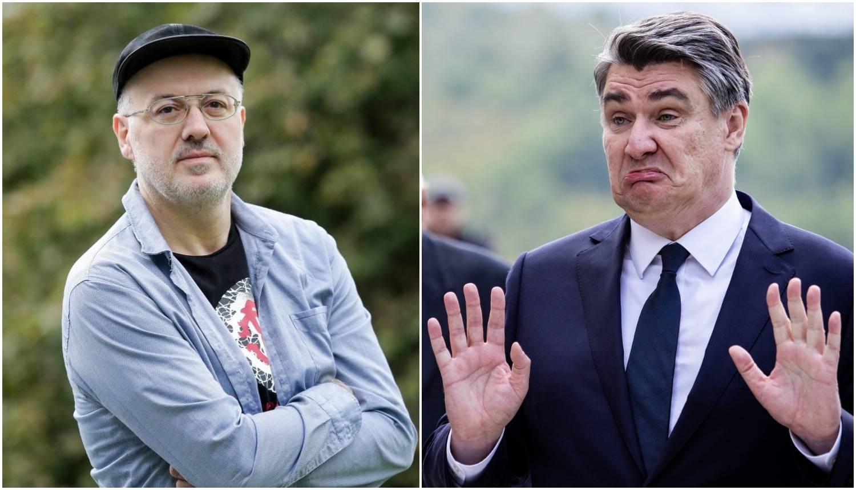 Vuco želi Milanovića u svom podcastu: Abnormalno ga volim