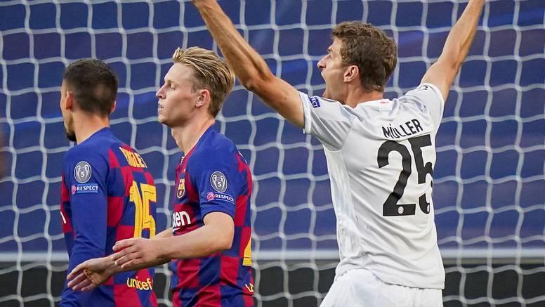 Lani je bilo 8-2: Evo gdje gledati gostovanje Bayerna u Barceloni