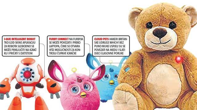 Stranci mogu 'komunicirati' s vašom djecom preko igračaka!