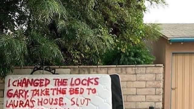 Poruka prevarene žene