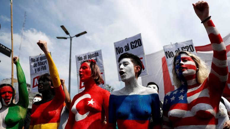 Veliki prosvjed: Nedostaje nam hrane, G20 vodi svijet u podjele
