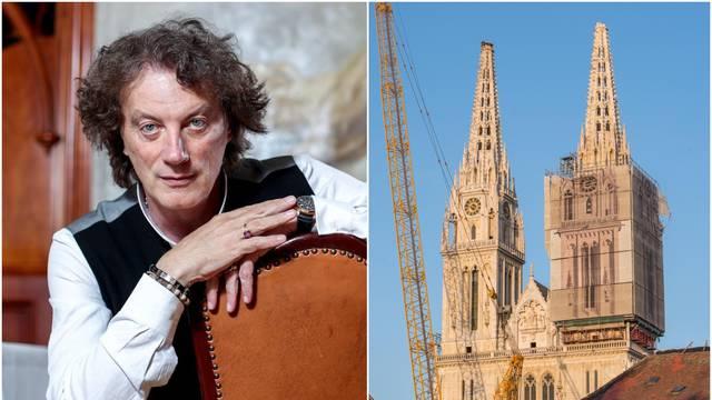 Tonči Huljić: 'Želim pokrenuti obnovu zagrebačke katedrale'