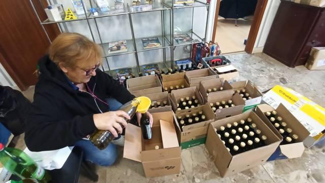 Prikupili više od 1500 litara maslinova ulja za Covid bolnice