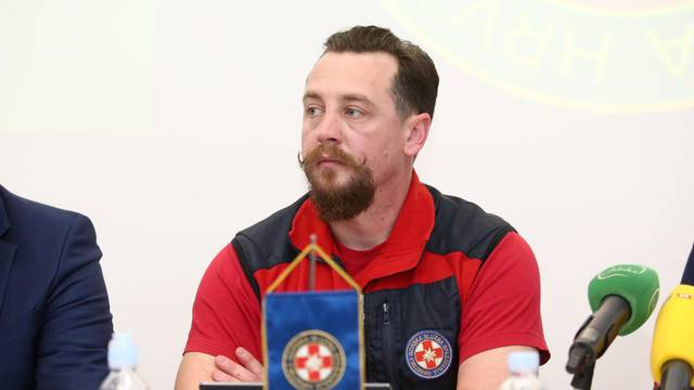 Zagreb: Konferencija za medije povodom 70. godina Hrvatske gorske službe spašavanja