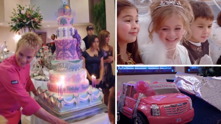 Suprug u šoku: Na kćerin šesti rođendan potrošila 188.000 kn