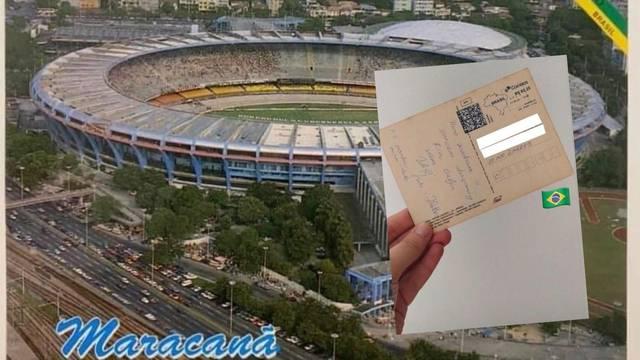 Razglednica iz Brazila punih 19 godina putovala je do Zagreba