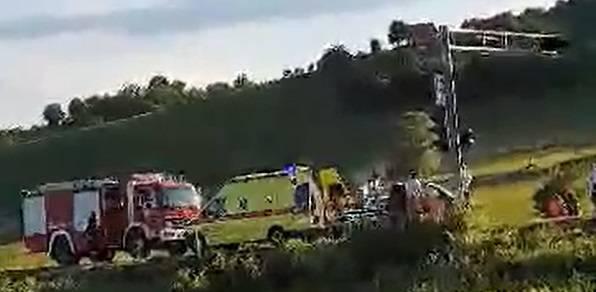 Nastavlja se crni niz: Još dvije prometne, poginuo motociklist