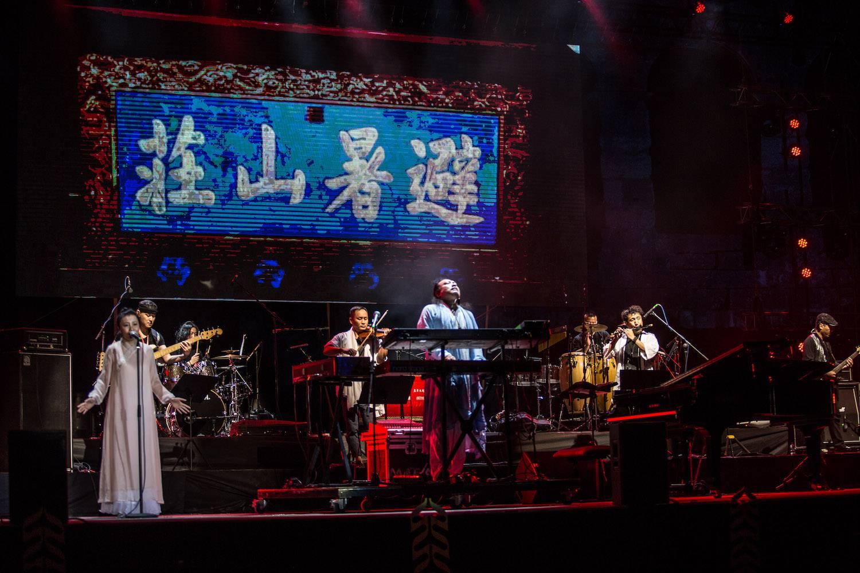 Creme-de-la-creme kineske glazbene scene oduševili Pulu