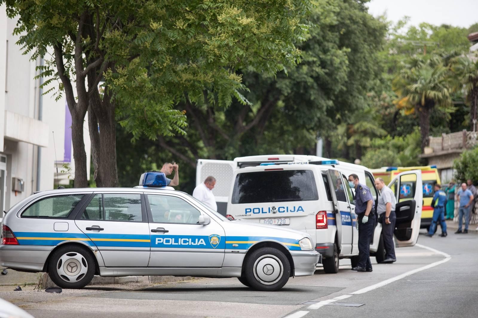 Rijeka: U prometnoj nesreći poginuo vozač motocikla