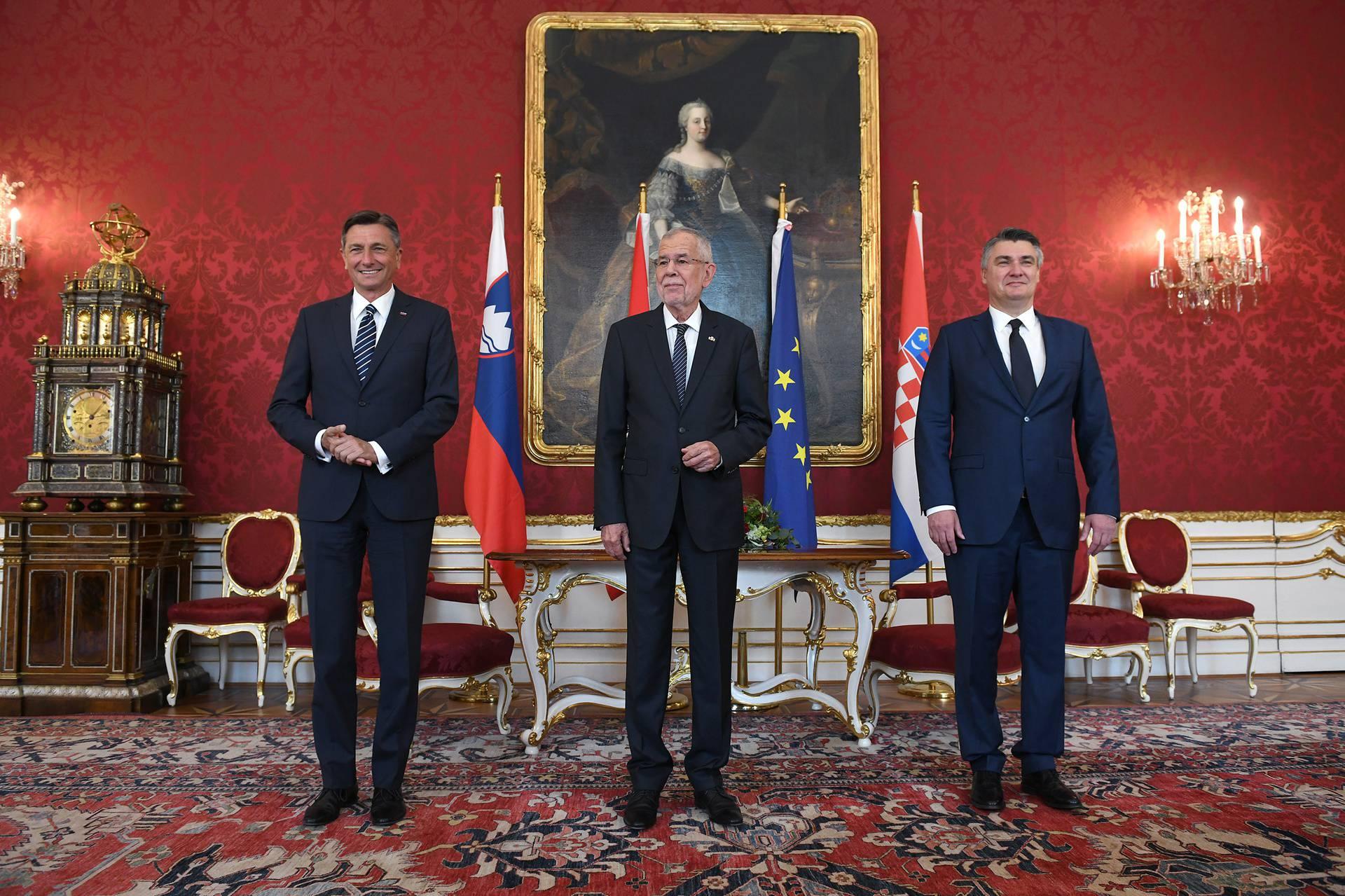 Milanović u Beču: Čisti rezultati izbora pojednostavili mi ulogu