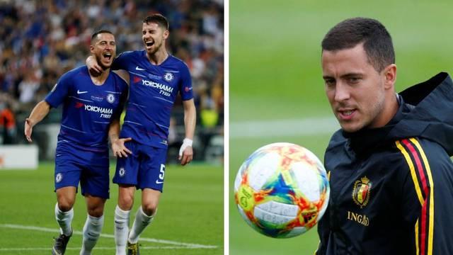 Hazard u Realu: Hoće li uspjeti i što će sada biti s Chelseajem?