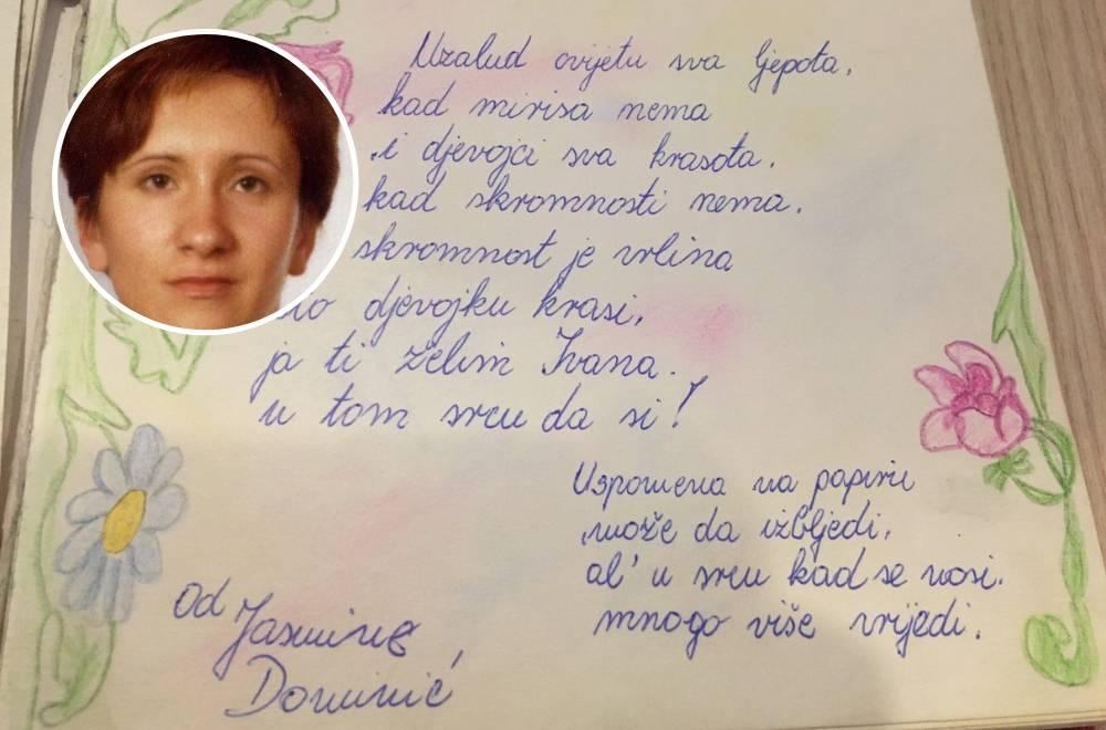 Analiza Jasmininog rukopisa: Bila je svestrana, ali i uporna