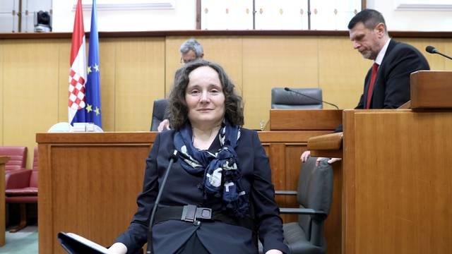 Zagreb: Sabor na sjednici o Izvješću o radu pravobranitelja za osobe s invaliditetom