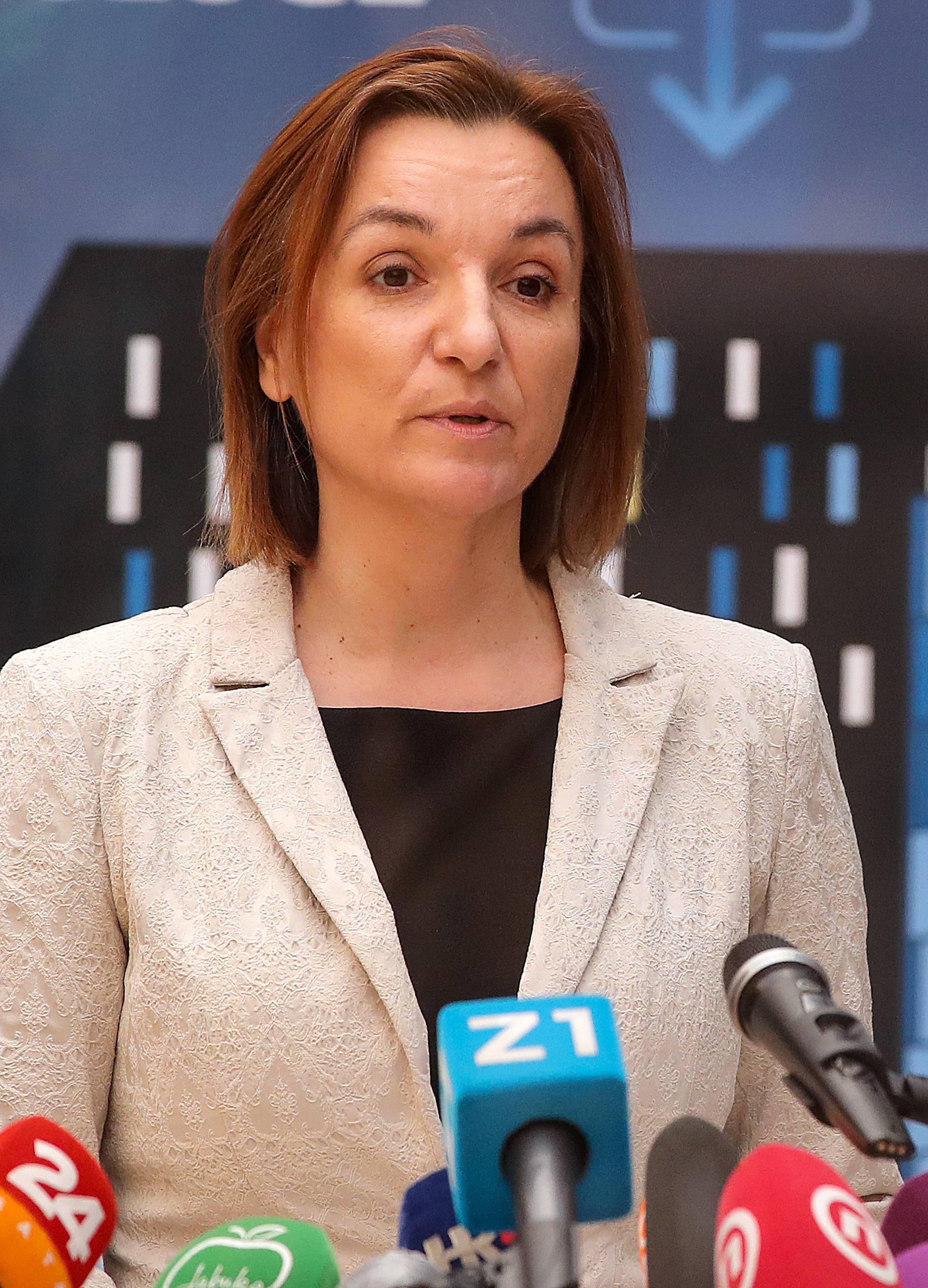 Zagreb: Konferencija za medije Stožera civilne zaštite i gradonačelnika Milana Bandića