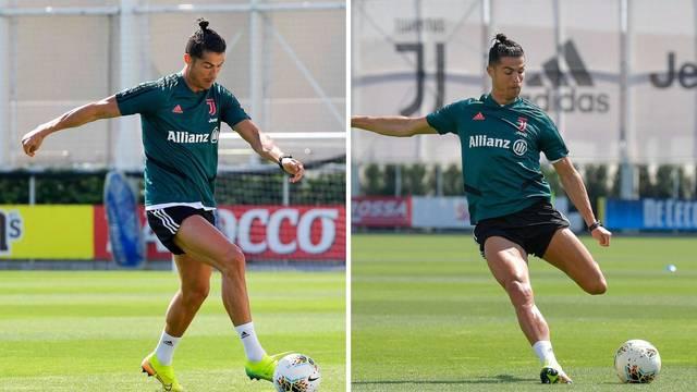 CR želi biti još brži: Kopačke 'za ragbi' kako bi proletio terenom