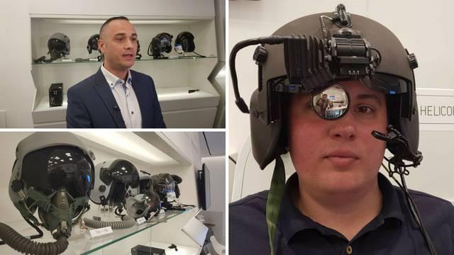 Tehnorevolucija: Kaciga 'vidi' u mraku i analizira sve prijetnje