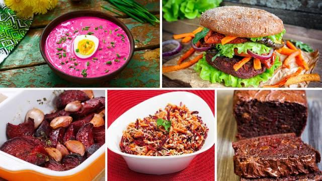 Jedite ciklu često, odlična je za zdravlje: Donosimo 5 recepata - od juhe i burgera do kolača