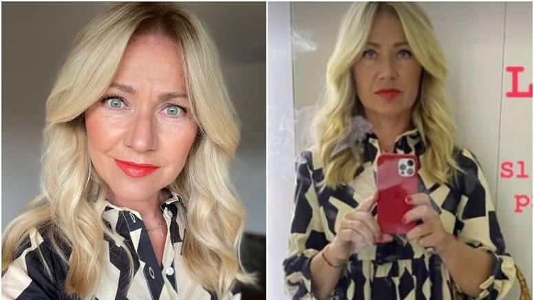 Barbara Kolar objavila selfie i nasmijala porukom: Sljedeći put ću ipak prvo očistiti ogledalo!