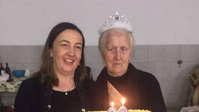 Marija (90) je miss Marindvora: 'Još uvijek čitam bez naočala!'