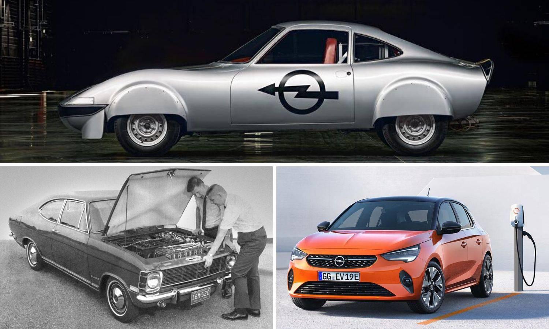 Opelova impresivna električna povijest počela je s Kadettom