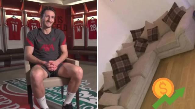 Prodavao je namještaj iz kuće, sad potpisao za veliki  Liverpool