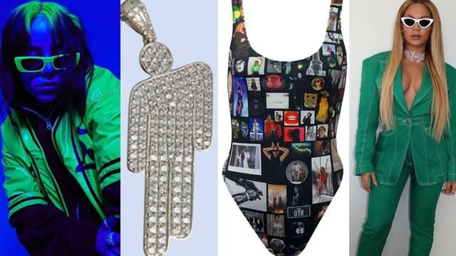 Uz svoje albume, one prodaju super robu i modne detalje: Ariana, Billie, Taylor i Beyonce