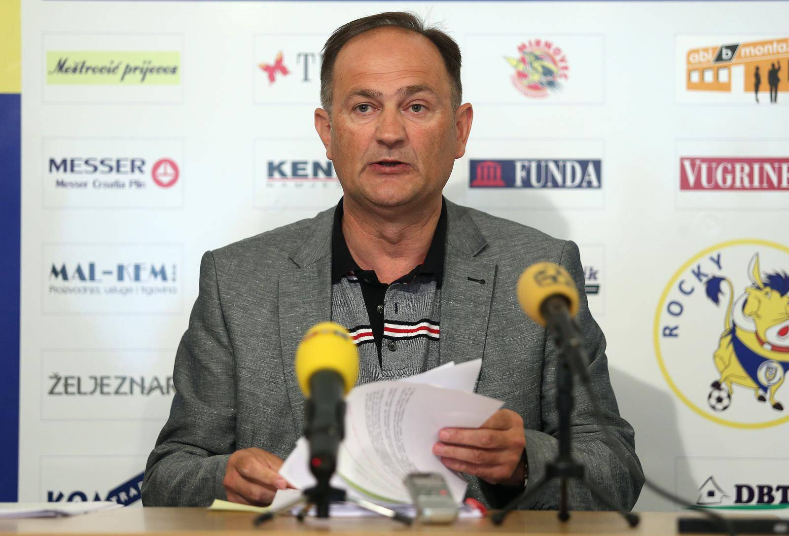 'Likvidirat ćemo Inter Zaprešić'